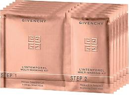 Parfums et Produits cosmétiques Kit de masques en deux étapes pour visage - Givenchy L'Intemporel Multi-Masking Kit
