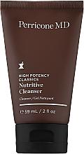 Parfums et Produits cosmétiques Gel nettoyant aux acides AHA pour visage - Perricone MD High Potency Classics Nutritive Cleanser