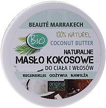 Parfums et Produits cosmétiques Beurre de coco naturel pour corps et cheveux - Beaute Marrakech Coconut Butter