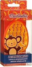 Parfums et Produits cosmétiques Brosse à cheveux démêlante, jaune-orange - Martinelia