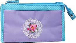 Parfums et Produits cosmétiques Trousse de toilette, Mandala, 98147, violet-bleu - Top Choice
