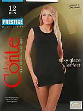 Parfums et Produits cosmétiques Collant pour femme, Prestige, 12 Den, grafit - Conte