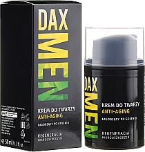 Parfums et Produits cosmétiques Crème à l'extrait de ginseng rouge pour visage - DAX Men