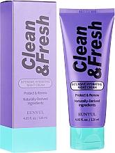 Parfums et Produits cosmétiques Crème de nuit à l'acide hyaluronique et beurre de karité - Eunyul Clean & Fresh Intensive Hydrating Night Cream