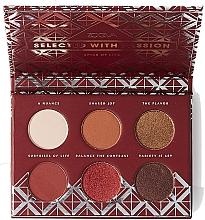 Palette de fards à paupières - Zoeva Spice Of Life Mini Eyeshadow Palette — Photo N1