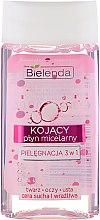 Parfums et Produits cosmétiques Eau micellaire à l'acide hyaluronique - Bielenda Expert Czystej Skyry