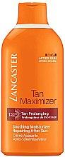 Parfums et Produits cosmétiques Crème après-soleil pour visage et corps, bronzage durable - Lancaster After Sun Tan Maximizer Soothing Moisturizer