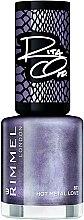 Parfums et Produits cosmétiques Vernis à ongles - Rimmel 60 Seconds Chameleon Colour By Rita Ora