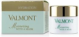 Parfums et Produits cosmétiques Masque à la rose musquée pour visage - Valmont Moisturizing With A Mask