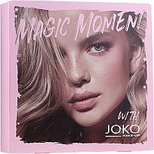 Parfums et Produits cosmétiques Kit de maquillage (mascara/9ml + fard à paupières/7g + vernis à ongles/10ml) - Joko