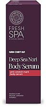 Parfums et Produits cosmétiques Sérum anti-vergetures à l'extrait d'algue nori - Natura Siberica Fresh Spa Kam-Chat-Ka Deep Sea Nori Body Serum