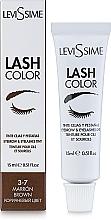Parfums et Produits cosmétiques Teinture pour cils et sourcils - LeviSsime Lash Color