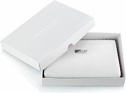 Parfums et Produits cosmétiques Trousse de toilette Lucky dans une boîte cadeau, blanc - MakeUp