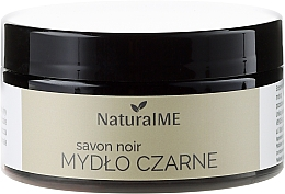 Parfums et Produits cosmétiques Savon noir - NaturalME Black Soap Savon Noir