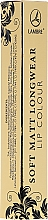 Parfums et Produits cosmétiques Rouge à lèvres liquide mat - Lambre Soft Matt Longwear Lip Colour