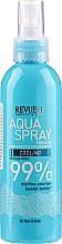 Parfums et Produits cosmétiques Spray à l'extrait d'algues pour visage et corps - Revuele Face&Body Revitalizing Aqua Spray