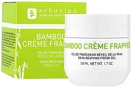 Parfums et Produits cosmétiques Gelée à l'extrait de bambou pour visage - Erborian Bamboo Creme Frappee Fresh Hydrating Face Gel
