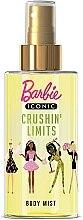 Parfums et Produits cosmétiques Bi-es Barbie Iconic Crushin' Limits - Brume corporelle parfumée