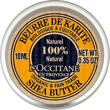 Beurre de karité pur pour corps (mini) - L'occitane Organic Pure Shea Butter