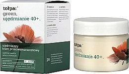 Parfums et Produits cosmétiques Crème de jour raffermissante aux graines de pavot - Tolpa Green Firming 40+ Rejuvenating Anti-Wrinkle Day Cream