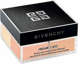 Parfums et Produits cosmétiques Poudre libre matifinate et éclaircissante - Givenchy Prisme Libre Mat-finish & Enhanced Radiance Loose Powder