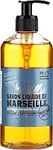 Parfums et Produits cosmétiques Savon liquide de Marseille à l'huile de coco - Tade Marseille Liquide Soap