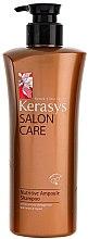 Parfums et Produits cosmétiques Shampooing à l'extrait de moringa et huile de tournesol - KeraSys Salon Care Nutritive Ampoule Shampoo