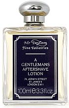 Parfums et Produits cosmétiques Taylor Of Old Bond Street Mr Taylors Aftershave Lotion - Lotion après-rasage