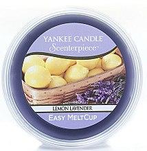 Parfums et Produits cosmétiques Cire parfumée Citron lavande - Yankee Candle Lemon Lavender Melt Cup