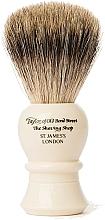 Parfums et Produits cosmétiques Blaireau de rasage, P2235 - Taylor of Old Bond Street Shaving Brush Pure Badger size L