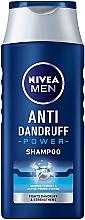 Parfums et Produits cosmétiques Shampooing à l'extrait de bambou - Nivea For Men Anti-Dandruff Power Shampoo