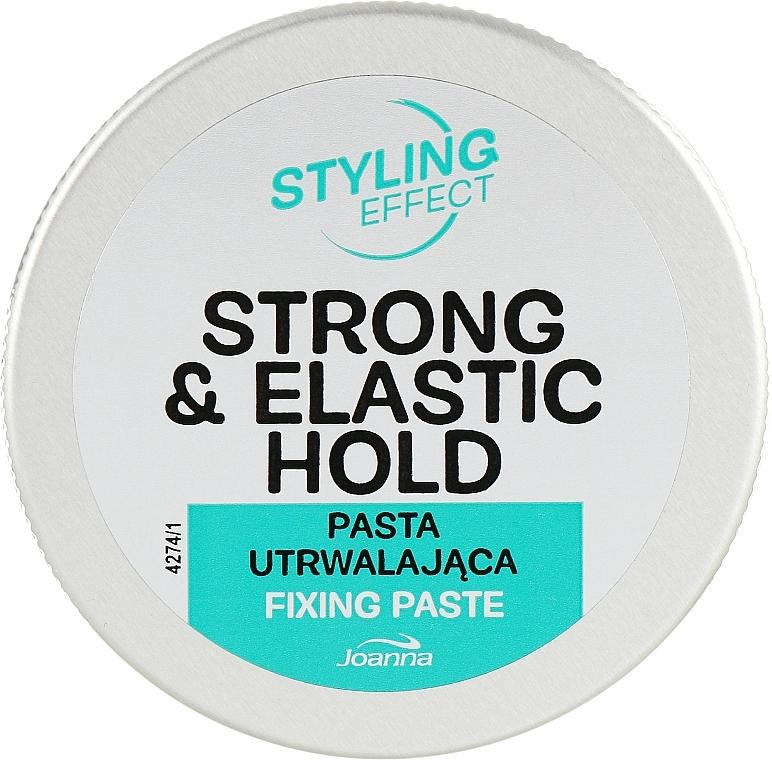 Pâte coiffante au beurre de karité - Joanna Styling Effect Strong & Elastic Hold Fixing Paste