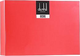 Parfums et Produits cosmétiques Alfred Dunhill Desire Red - Coffret (eau de toilette/100ml + eau de toilette/30ml + déodorant spray/195 ml)