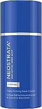 Parfums et Produits cosmétiques Crème raffermissante pour le cou et le décolleté - NeoStrata Skin Active Trimple Firming Neck Cream