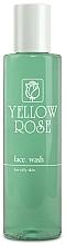 Parfums et Produits cosmétiques Gel nettoyant pour visage - Yellow Rose Face Wash For Oily Skin