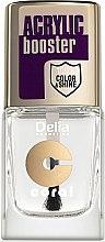 Parfums et Produits cosmétiques Top coat effet gel - Delia Acrylic Booster Top Coat