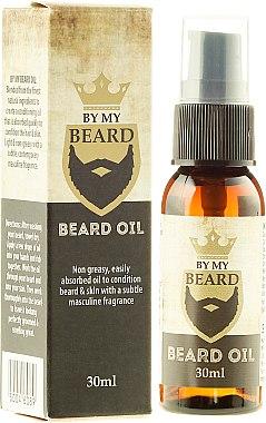 Huile à l'extrait d'avocat et jojoba pour barbes et visage - By My Beard Beard Care Oil