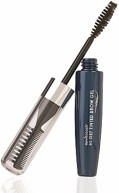 Gel teinté fixateur de sourcils avec applicateur brosse - Revitalash Hi-Def Tinted Brow Gel — Photo N2