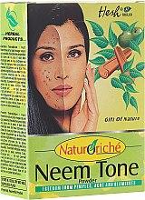 Parfums et Produits cosmétiques Masque aux herbes indiennes pour visage - Hesh Neem Tone Powder