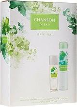 Parfums et Produits cosmétiques Chanson D?eau Original - Set (déodorant spray/75ml + déodorant/200ml)