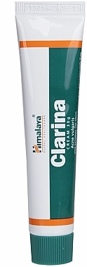 Crème à l'aloe vera pour visage - Himalaya Herbals Clarina Cream — Photo N2