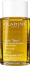 Coffret cadeau - Clarins Tonic Sport Session (bath/f/30ml + b/oil/100ml + bag) — Photo N4