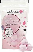 Parfums et Produits cosmétiques Bombes de bain, Thé aux fruits d'été - Bubble T Bath Fizzies Summer Fruits Tea