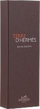 Parfums et Produits cosmétiques Hermes Terre dHermes - Eau de toilette ( mini )