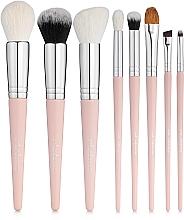 Parfums et Produits cosmétiques Kit pinceaux de maquillage, Must Have. Pink, 8 pcs - Colordance
