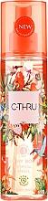 Parfums et Produits cosmétiques Brume parfumée pour le corps - C-Thru Tropical Angel