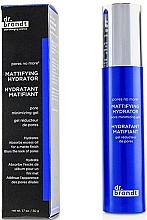 Parfums et Produits cosmétiques Gel matifiant pour visage - Dr. Brandt Pores No More Mattifying Hydrator Pore Minimizing Gel
