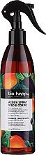 Parfums et Produits cosmétiques Brume à la mangue et carotte noire pour visage et corps - Bio Happy Body Mist Mango & Black Carrot