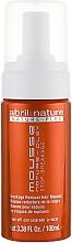 Parfums et Produits cosmétiques Mousse à rincer à l'extrait de miel - Abril et Nature Nature-Plex Mousse Stop-Breakage