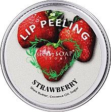 Parfums et Produits cosmétiques Gommage au sucre pour lèvres, Fraise - The Secret Soap Store Lip Scrub